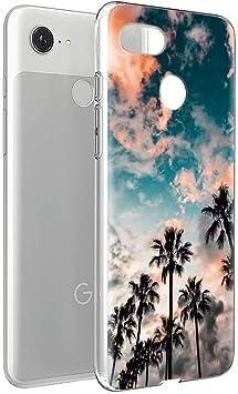 ZhuoFan Funda Google Pixel 3A, Cárcasa Silicona Transparente con ...