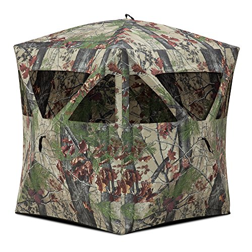 - Barronett Blinds RA200BW Radar Pop Up Portable Blind, Bloodtrail Backwoods Camo