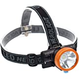 50W Super bright Rechargeable Headlight Keep Light 26 hrs Waterproof & Shockproof Rechargeable Headlamp