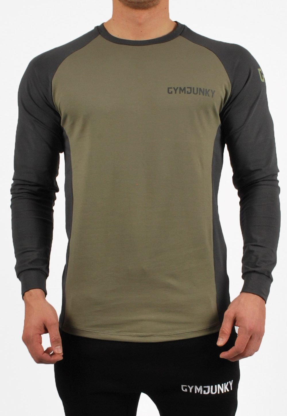 Gymjunky Dual Fitted T-shirt à manches longues Pour fitness sport  musculation  Amazon.fr  Sports et Loisirs b791cb462ca5