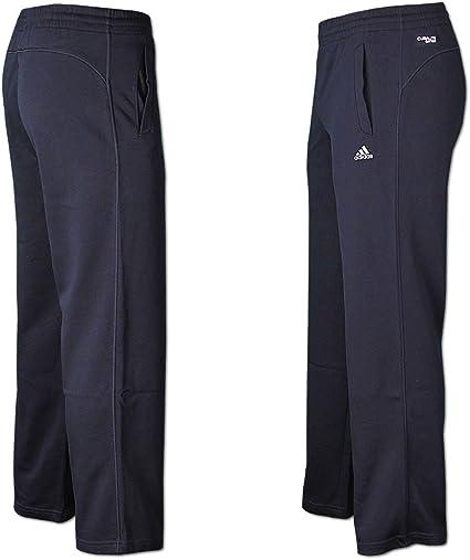 pantalon survetement homme adidas coton