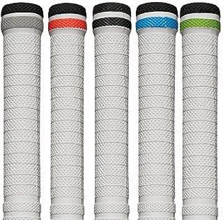 Gunn & Moore Batte de cricket Grip dynamique–Taille Unique–Blanc/Noir/Vert Gunn and Moore