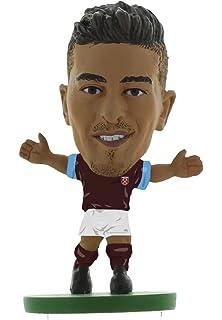 2d5f71617 SoccerStarz SOC1158 West Ham Manuel Lanzini Classic Home Kit Figures
