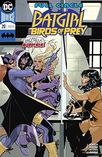 Batgirl and the Birds of Prey (2016-) #20 ()