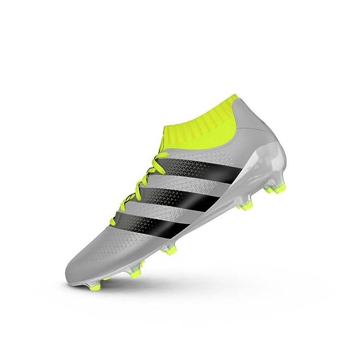 adidas ace 16+ purecontrol fg ag schwarz gelb