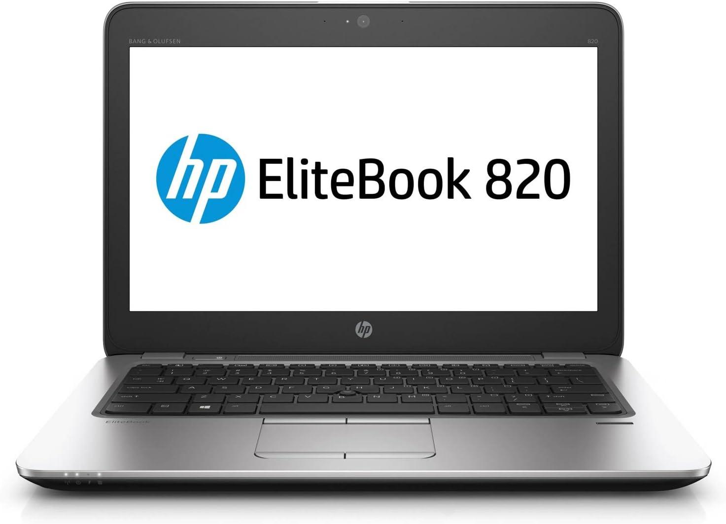 "HP 1TS33US#ABA Elitebook 820 G3 Laptop, 12.5"""