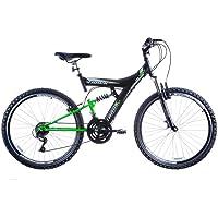 Bicicleta Track & Bikes Aro 26 Tb 300xs Suspensão Dupla 18v