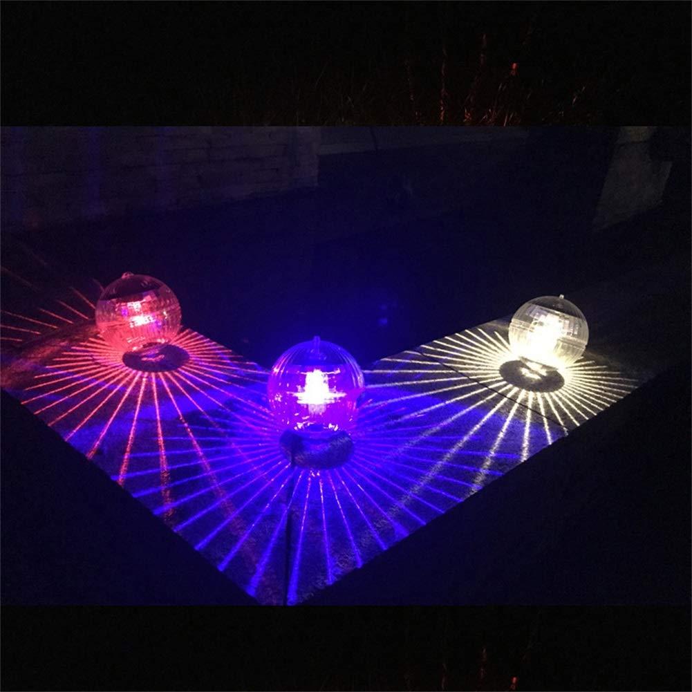 Solar Farbwechsel LED Außenleuchte Farbwechsel Yard Garten Licht Wasserdicht P//D