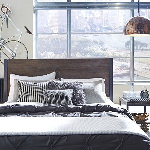 Home Styles 5053-601 Barnside Metro King Headboard
