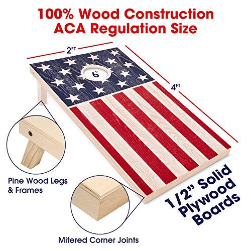 Buy cornhole board
