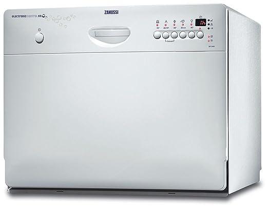 Zanussi ZSF2450 lavavajilla Independiente 6 cubiertos ...