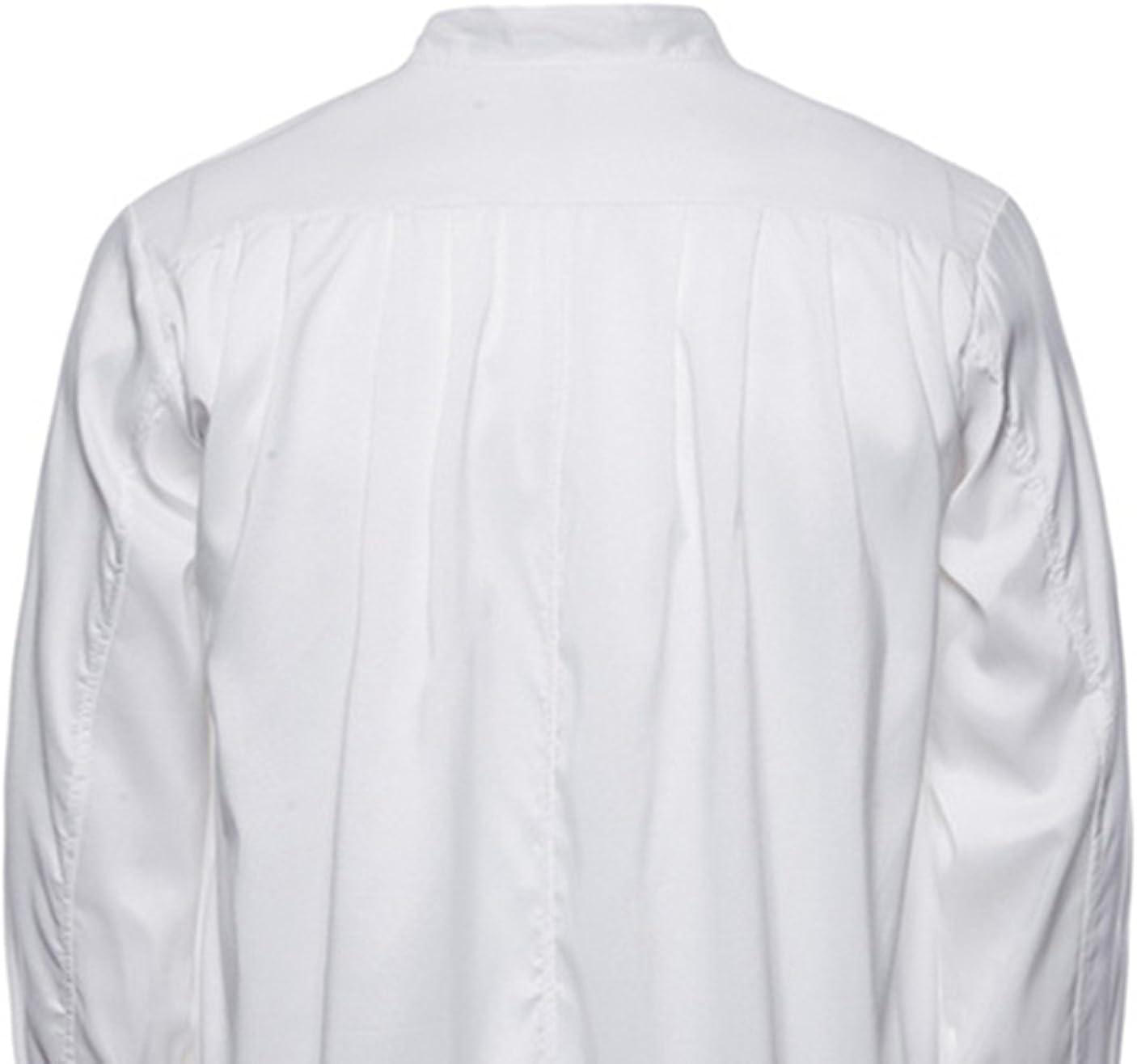 Camisa de Verano para Hombres Camisa Informal Simple de Manga ...