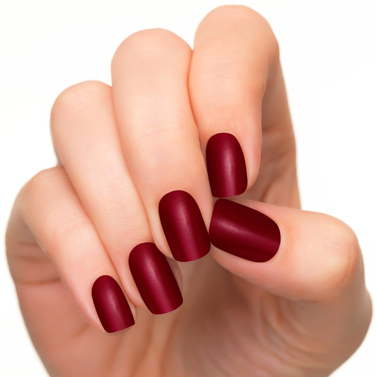 Amazon.com : Incoco Nail Polish Strips, Nail Color, Red Velvet ...