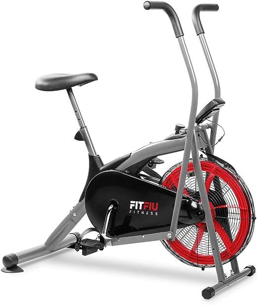 Fitfiu Fitness BELI-150 Bicicleta elíptica con Resistencia por ...