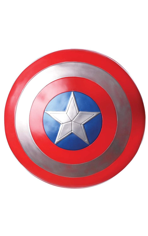 Rubies - Avengers: Endgame Kids Captain America 12inch Shie 61GBLMgCwML
