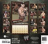 2014 WWE Wall Calendar