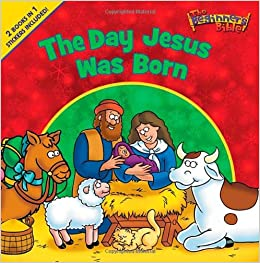 The Beginner\'s Bible The Day Jesus Was Born/ The Angel Brings Good ...