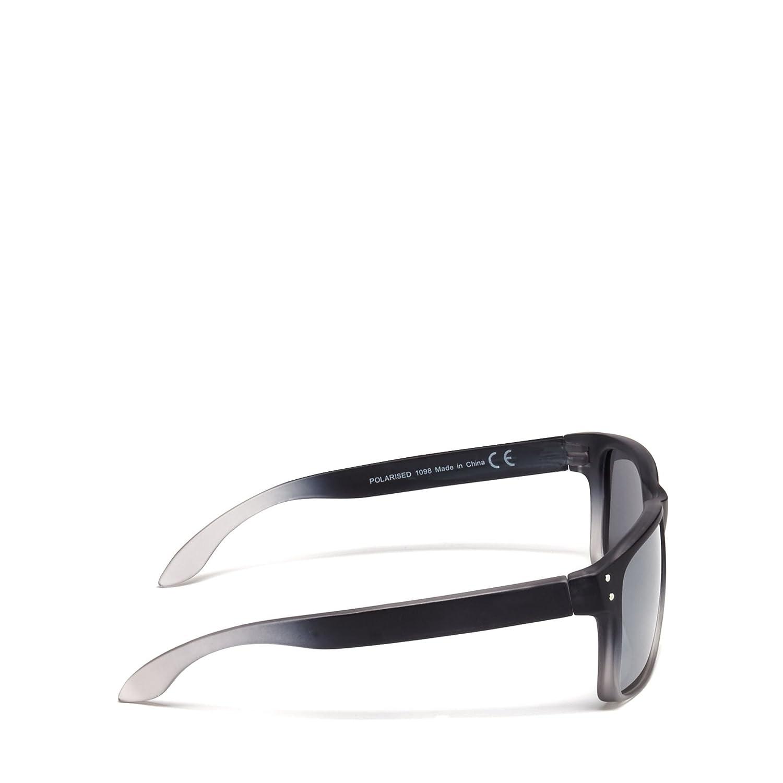 Mantaray Men Red Plastic Square Sunglasses One Size