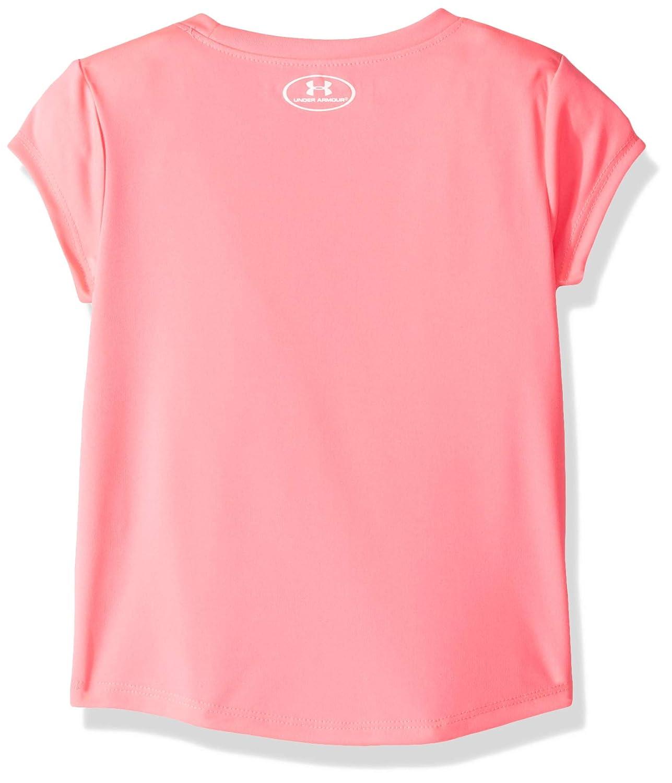 Under Armour Girls Short Sleeve T-Shirt