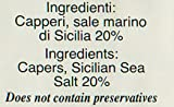 Antonino Caravaglio Salted Capers, 3.2 Ounce