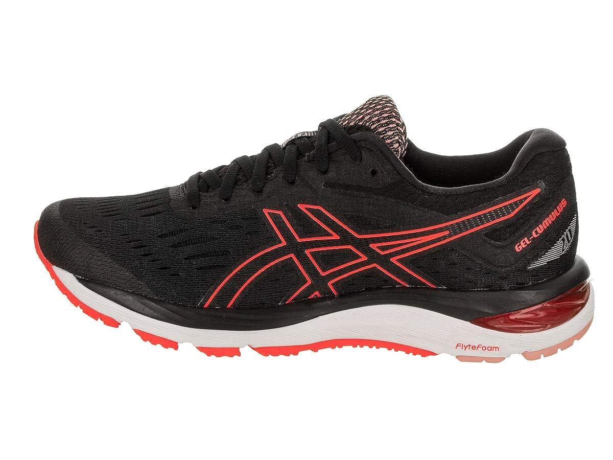 Asics Damen ASIC ASIC ASIC Gel-Cumulus 20 - Schuhe       Schuhe Running 8.5 UK Schwarz Flash Coral 1e2276