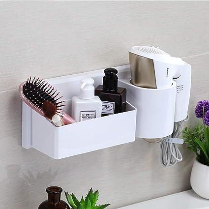 Amazon.com: Rziioo Bathroom Shelf Organizer Shower Caddy Wall Hanger ...