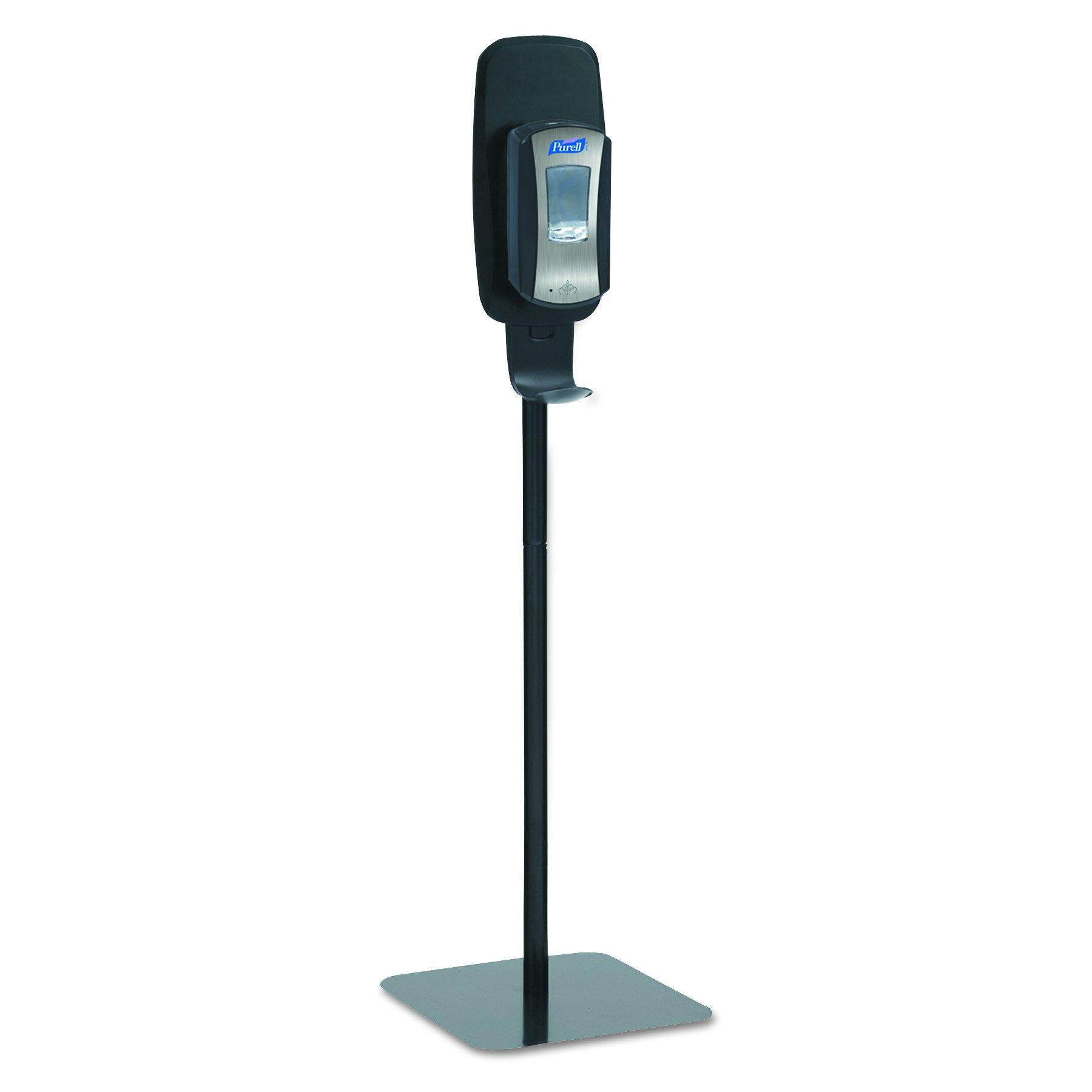 Purell 2425-DS TFX Monarch Black Floor Stand