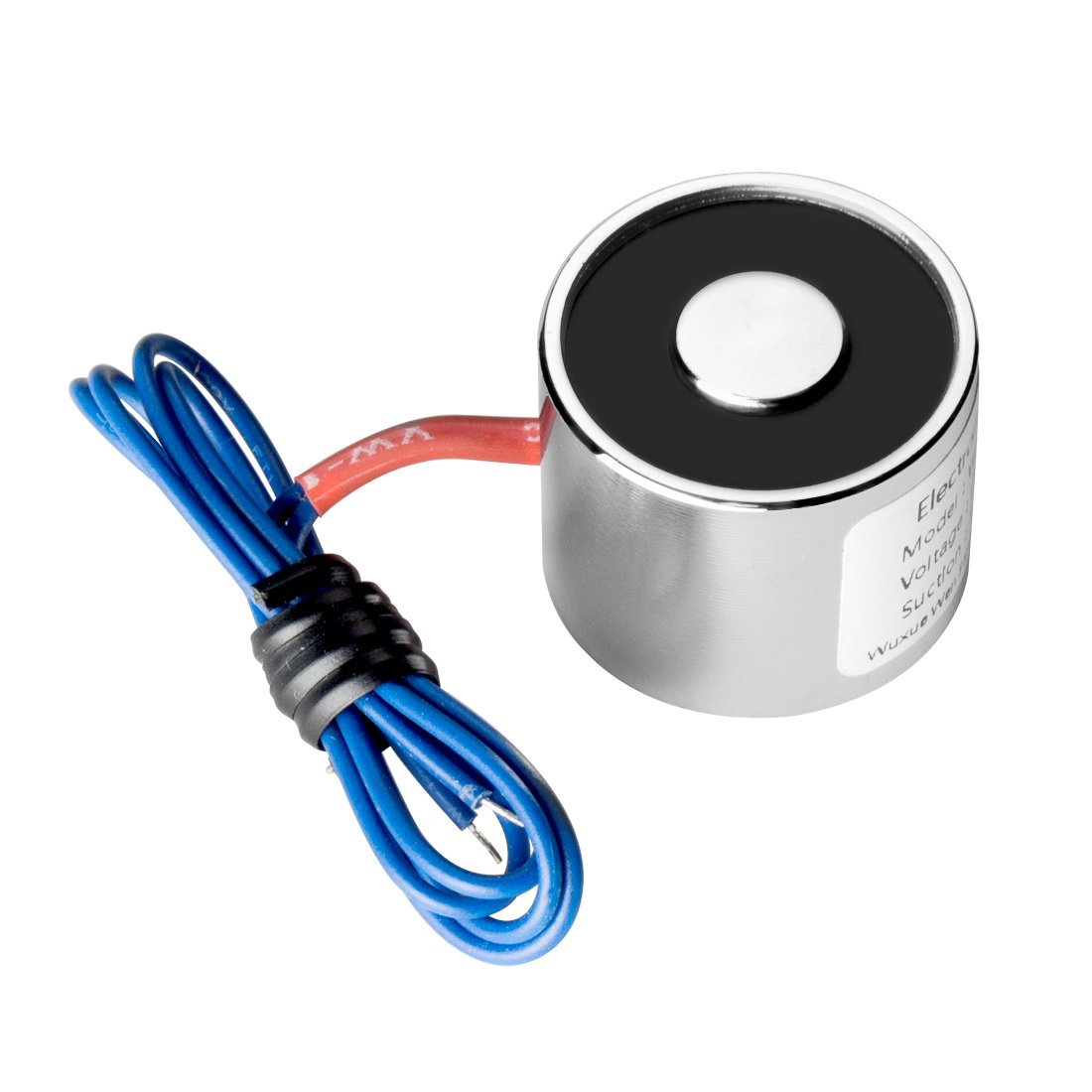 uxcell 12V 25N Electric Lifting Magnet Electromagnet Solenoid Lift Holding
