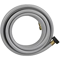"""Valterra Flushing Hose for RVs, Campers, Trailers - 1/2"""" x 25', Gray"""