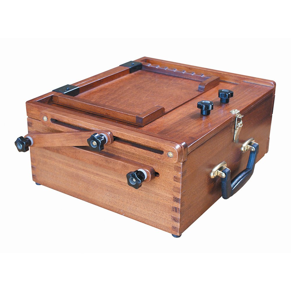 Sienna Plein Air All in One Pochade Box (CT-PB-1014)
