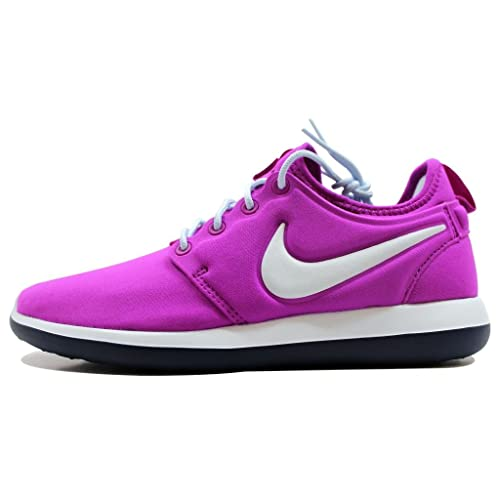 a321e09337763 Nike Girls Roshe Two (GS) Shoe Purple  Buy Online at Low Prices in ...