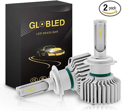 H11 COB LED Fog Light Bulbs Kit 8000 Lumens 12V 24V Canbus 100W For Ford Cars