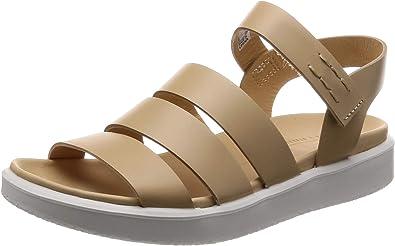 ECCO 273813 Sandales Femme: : Chaussures et Sacs