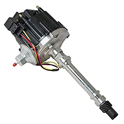 a-team performance complete hei distributor 65k coil convert to carburetor  hei upgrade oem compatible