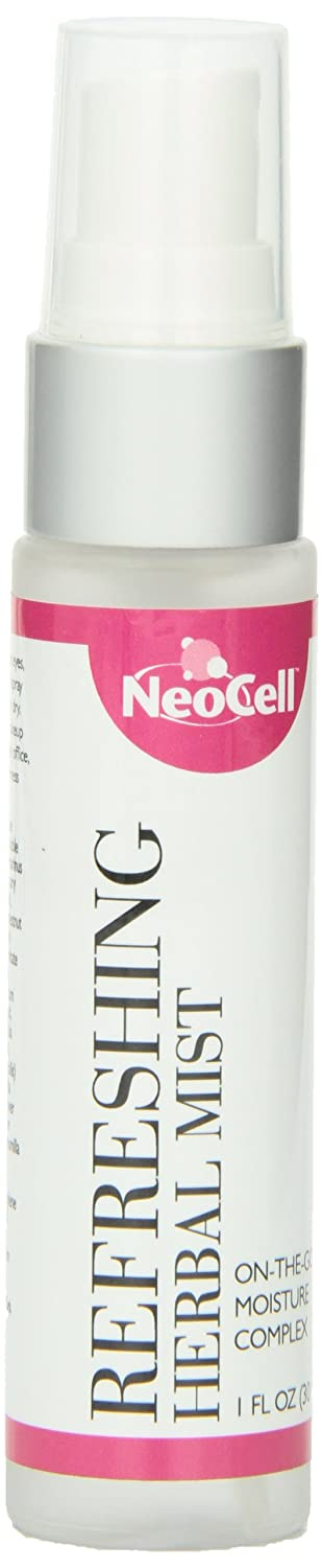 NeoCell Skin Care, Collagen Herbal Beauty Mist with Vitamins 1 oz (6 Pack) BEAUTY TREATS Kissable Lip Balm #04