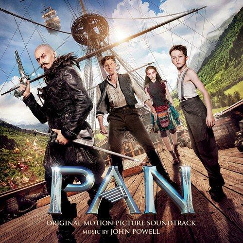 Price comparison product image Pan (Original Motion Picture Soundtrack)