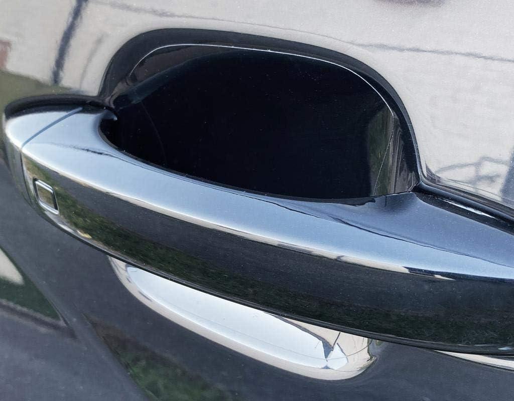 Longhorn Pickup YelloPro Custom Fit Door Handle Cup 3M Scotchgard Anti Scratch Clear Bra Paint Protector Film Self Healing PPF Guard for 2019 2020 Dodge RAM 1500 Tradesman,Big HornLone Star,Laramie