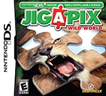 Jigapix Wild World - Nintendo DS
