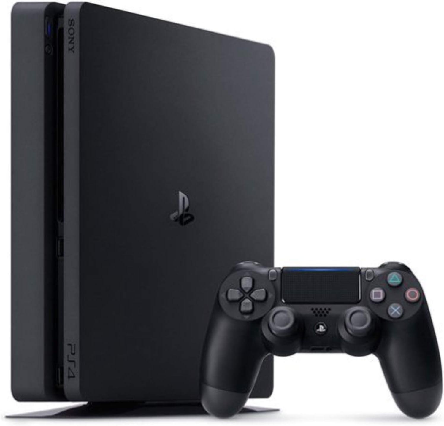 Amazon Com Playstation 4 Slim 1tb Console Electronics