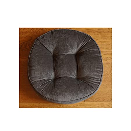 Xuanlan Large Round Cushion Thick Soft Chair Cushion Bedside