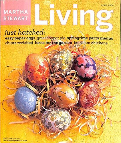 (Martha Stewart Living Magazine April 2004 - Just Hatched)