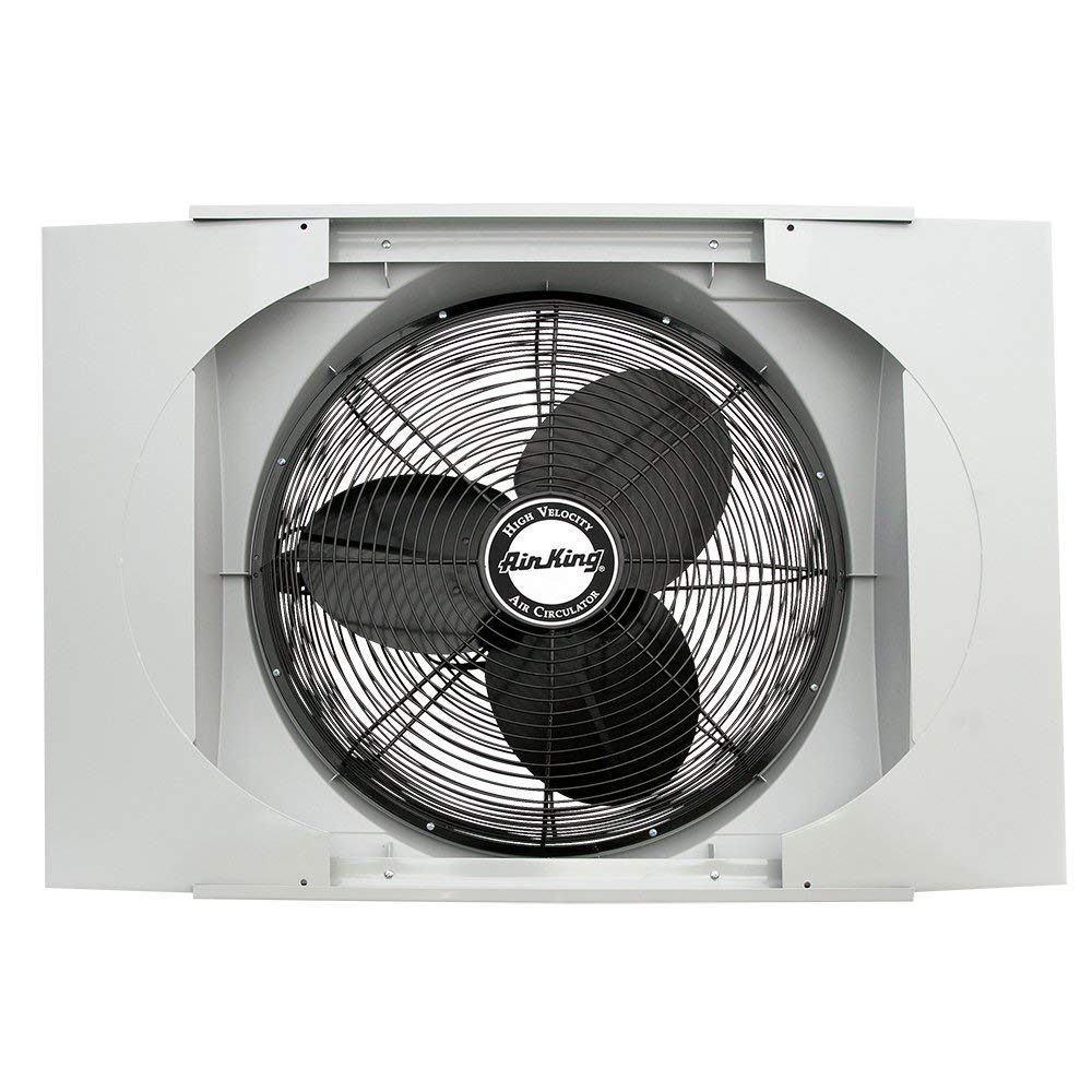 Air King 9166F 20 Whole House Window Fan Renewed