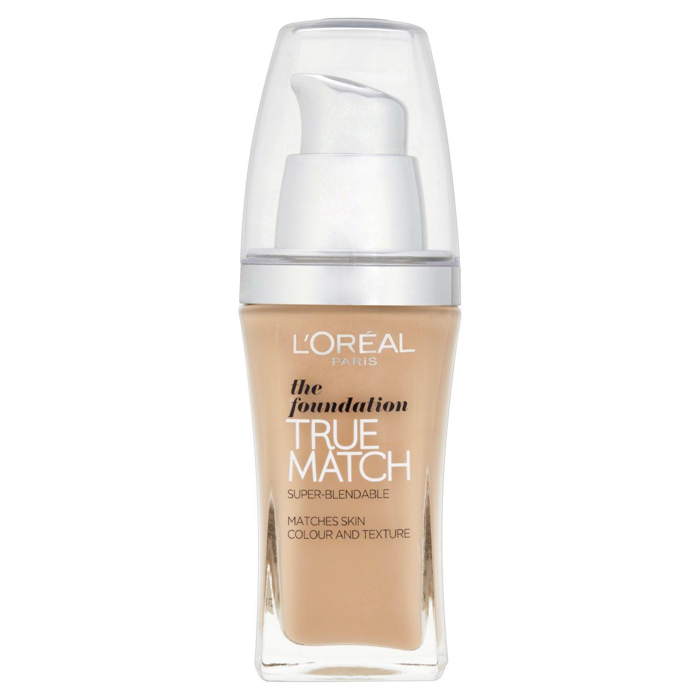 Amazon.com : L'Oreal Paris True Match Super-Blendable Makeup ...