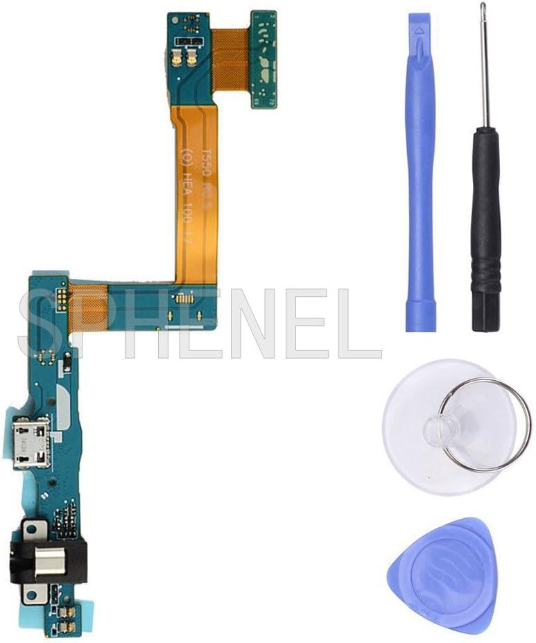 "2X Samsung Galaxy Tab A 9.7/"" SM-T550 T555 P550 Micro USB Charger Charging Port"