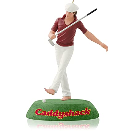 Amazoncom 1 X The Zen Of Golf Caddyshack 2014 Hallmark