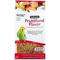 ZuPreem - Alimento para Aves Pequeñas FruitBlend | Alimento Periquitos y Loros - 200 g