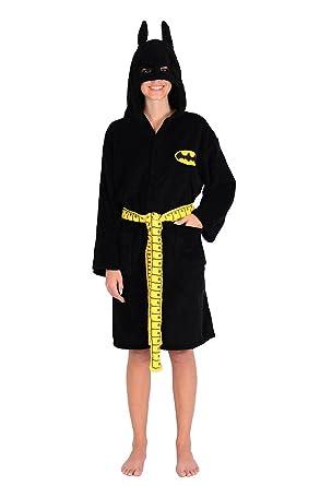 DC Comics Batgirl Ladies Fleece Bath Robe (New One Size)