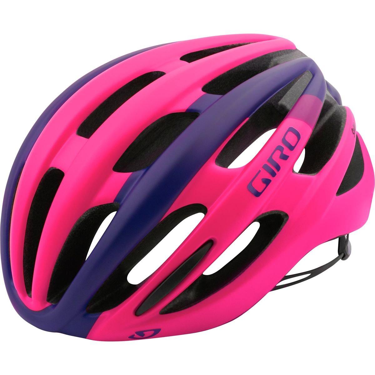 Giro Saga Cycling Helmet - Women's Matte Bright Pink Small