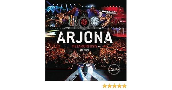 Arjona Metamorfosis en Vivo de Ricardo Arjona en Amazon Music - Amazon.es