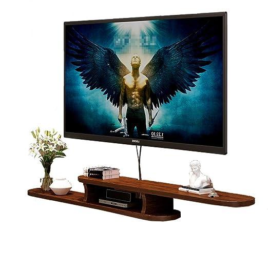 TV Soporte Mesa TV Gabinete Soporte De TV Flotante Montado En La ...
